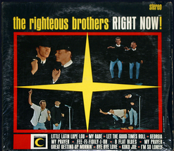 "The Righteous Brothers  ""Right Now""   LP - $6.00"