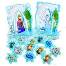 16 pcs Disney Frozen , Cake Decorating Supplies... - $19.79