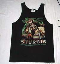 2007 Annual Sturgis Size Adult MediumTank Top - $12.99