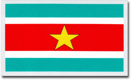 Suriname auto decal thumb200