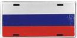Russia license plate 6586 thumb200