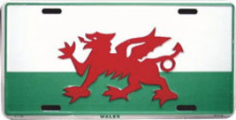 Wales license plate 6605 thumb200