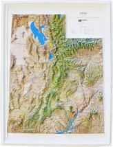 Utah Relief Map - $35.94