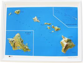 Hawaii Relief Map - $35.94