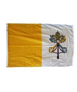Vatican 3x5 nylon flag thumbtall
