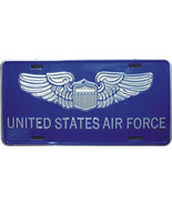Air Force License Plate (US Air Force) - $11.94