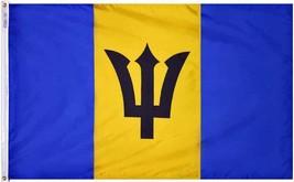 Barbados flag 3x5nylon new 1 thumb200