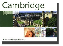 Cambridge Popout Map - $5.94