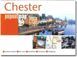 Chester Popout Map - $5.94