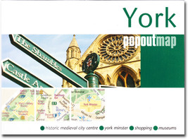 York Popout Map - $5.94