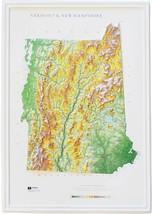 Vermont Relief Map - $40.80