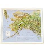 Alaska Relief Map - $47.94
