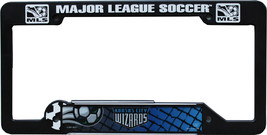Kansas City Wizards License Plate Frame - $4.74