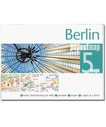 Berlin Popout Map-Berlin - $8.34