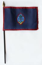 "Guam - 4""X6"" Stick Flag - $2.82"