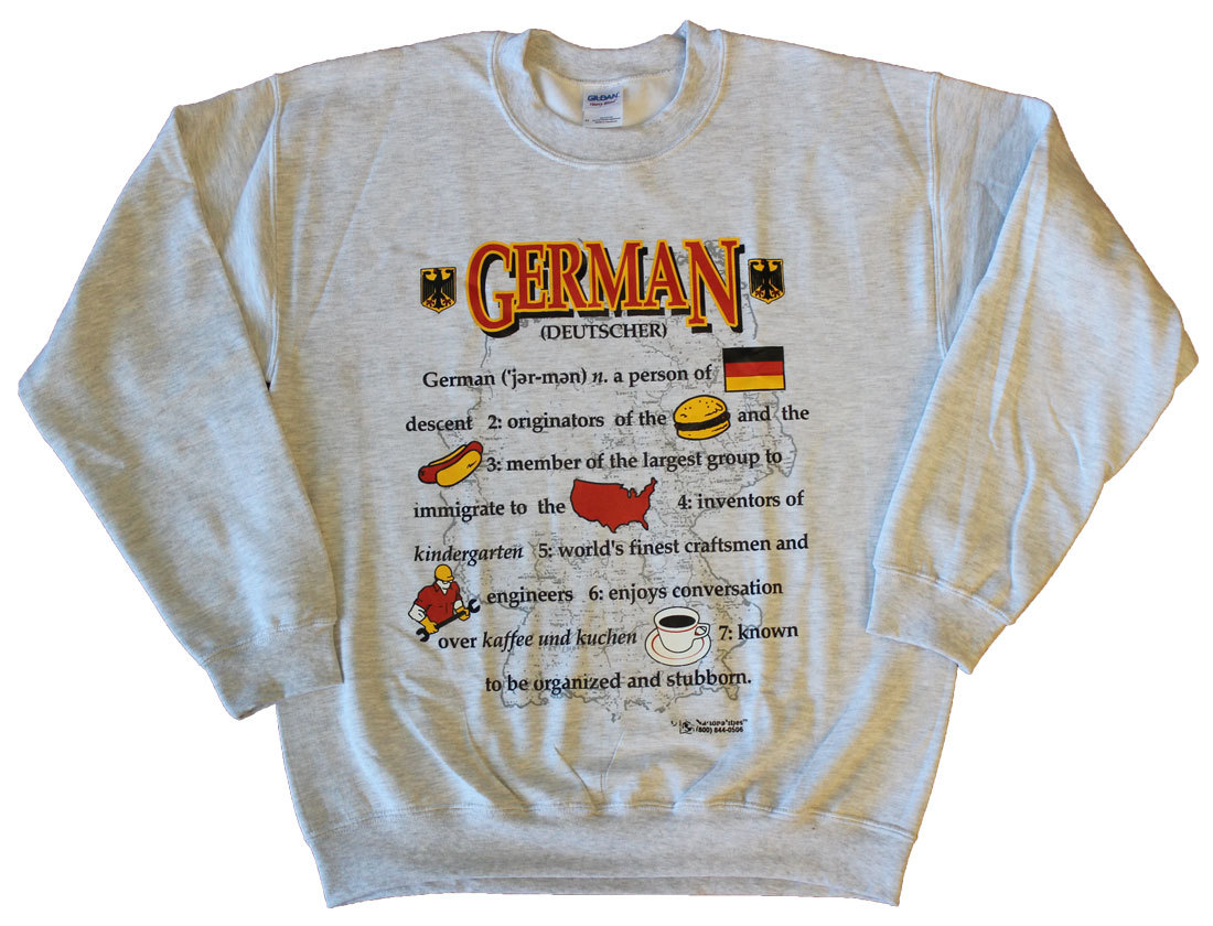 Germany National Definition Sweatshirt (M)