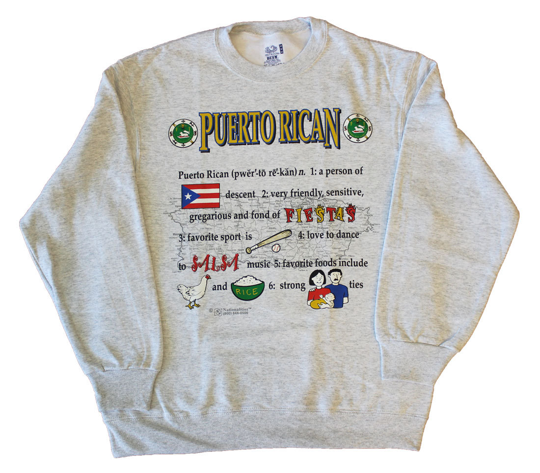 Puerto rico definition swea 3