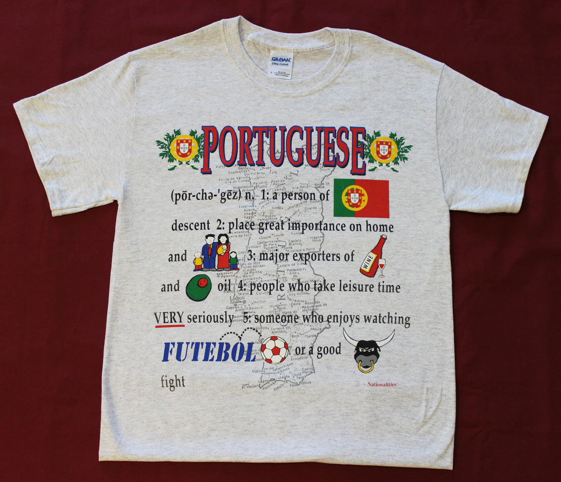 Portugal Definition T-Shirt (XXL)