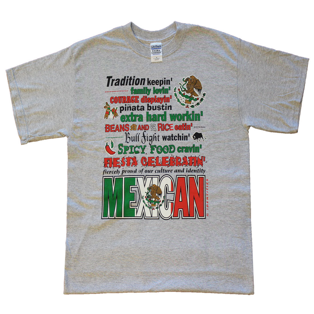 Mexico Smack Talk T-Shirt (S)