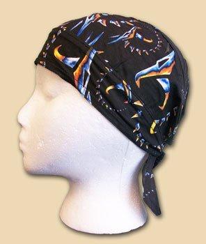 Tribal eagles ezdanna headwrap 10607