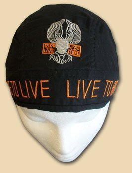 Ride to live ezdanna headwrap 10675