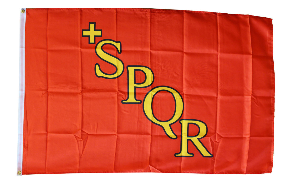 Rome - 3'X5' Polyester Flag