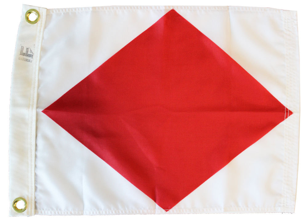 Nautical letter f 12x15 1