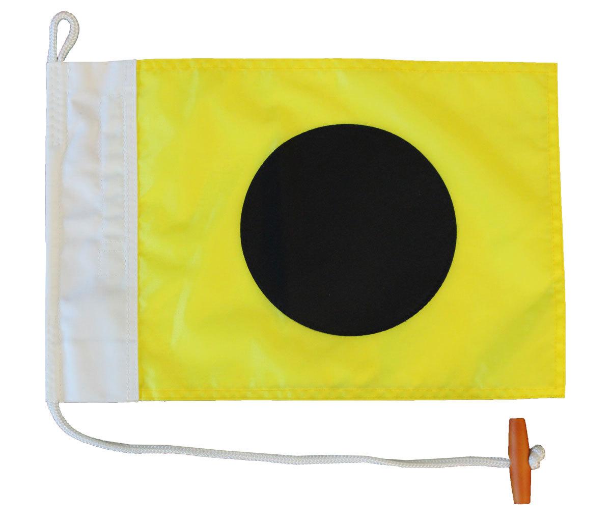 Nautical letter i rope 12x1