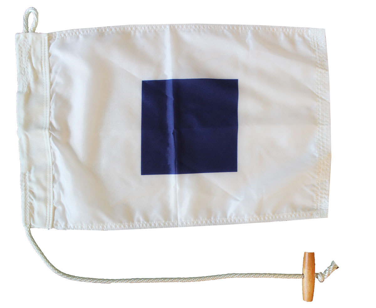 Nautical letter s rope 12x1 2