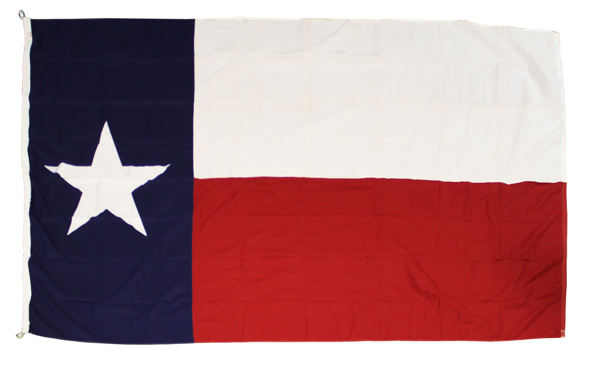 Texas - 8' x 12' Heavy Duty 2-Ply Polyester Flag