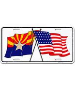 Arizona License Plate (US/Arizona Friendship) - $7.74