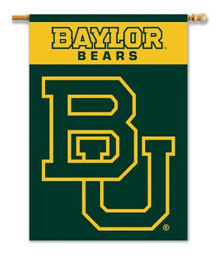 "Baylor University - 28"" x 40"" 2-sided NCAA Banner"