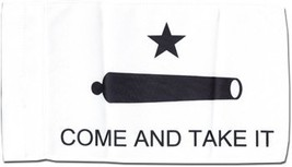 """Come and Take It - 5.5"""" x 8.5"""" Motorcycle Flag - $19.14"""