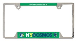 New York Cosmos Metal License Plate Frame - $15.59