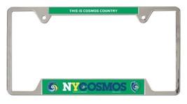 New York Cosmos Metal License Plate Frame - $15.59