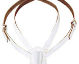 Leather white double carryi thumb155 crop