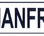 Manfred license plate thumb155 crop