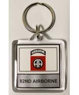 82nd Airborne Keyring - $3.00