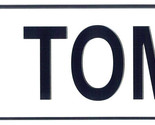 Tom license plate thumb155 crop