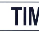 Tim license plate thumb155 crop