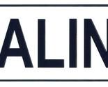 Alina license plate thumb155 crop
