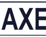 Axel license plate thumb155 crop