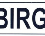 Birgit license plate thumb155 crop