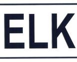 Elke license plate thumb155 crop