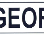 Georg license plate thumb155 crop
