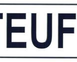 Teufel license plate thumb155 crop