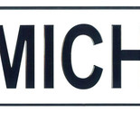 Micha license plate thumb155 crop