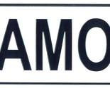 Ramona license plate thumb155 crop