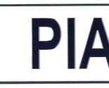 Pia license plate thumb155 crop