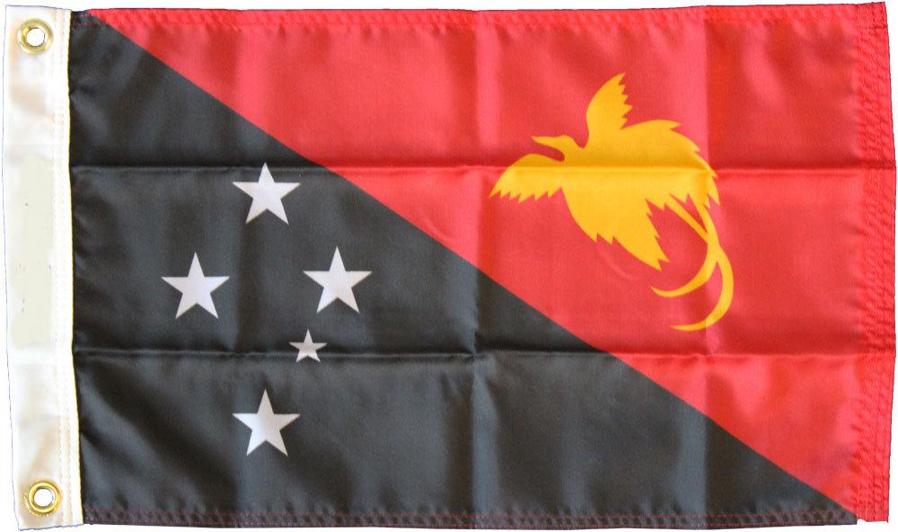 Papua new guinea 12x18